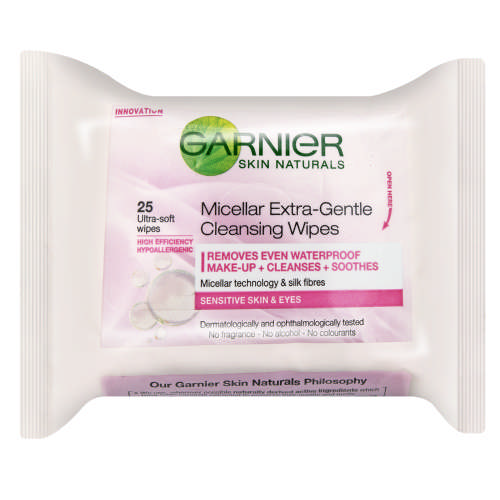 Micellar Extra Gentle Cleansing Wipes