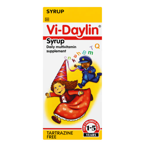Syrup With Minerals 150ml
