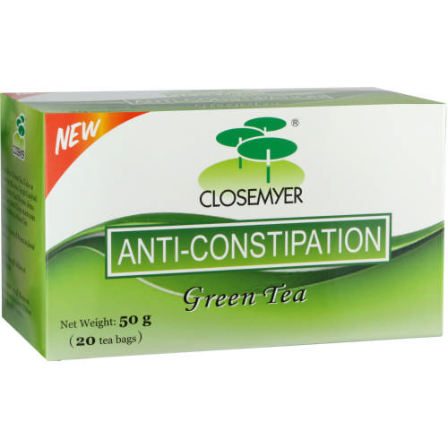 Closemyer Anti Constipation Green Tea 20 Tea Bags Clicks