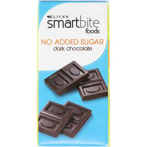 Smartbite Foods Dark Chocolate 75g