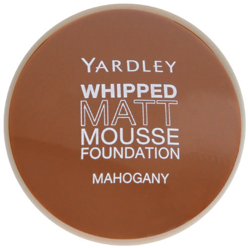 Whipped Matt Mousse Foundation Mahogany 14g