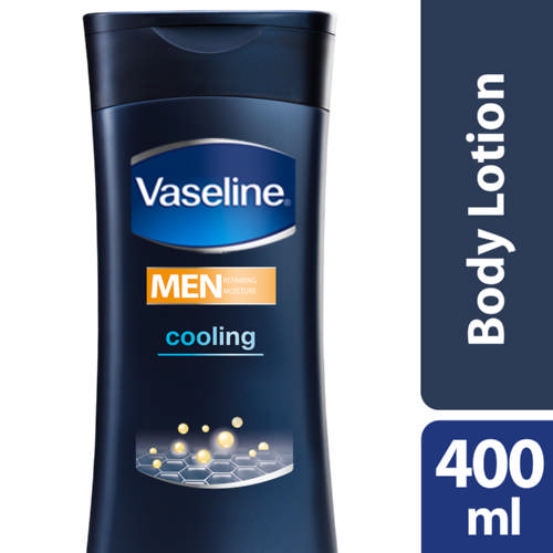 Men Repairing Moisture Body Lotion Cooling 400ml