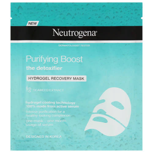 Hydrogel Recovery Mask Purifying Boost 30ml