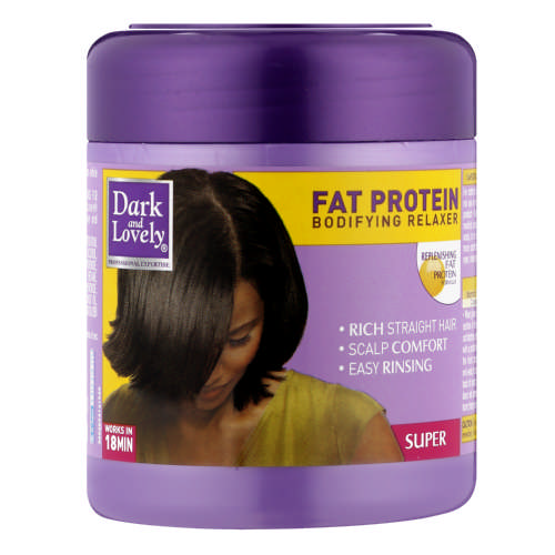 Fat Protein Bodifying Relaxer Regular 450ml