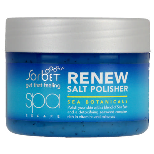 Spa Escape Renew Salt Polisher 250g