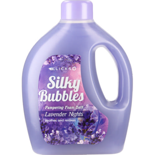 Foam Bath Lavender Nights 2L