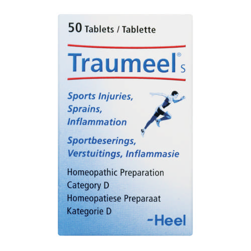 Traumeel Tablets 50ml