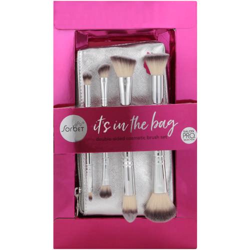 Sorbet It S In The Bag Makeup Brush Set