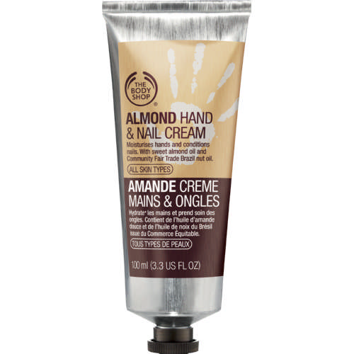 Almond Hand & Nail Cream 100ml