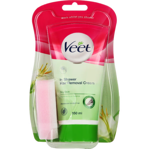 Veet Hair Removal Cream Sensitive 100ml Clicks