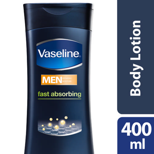 Men Repairing Moisture Body Lotion Fast Absorbing 400ml