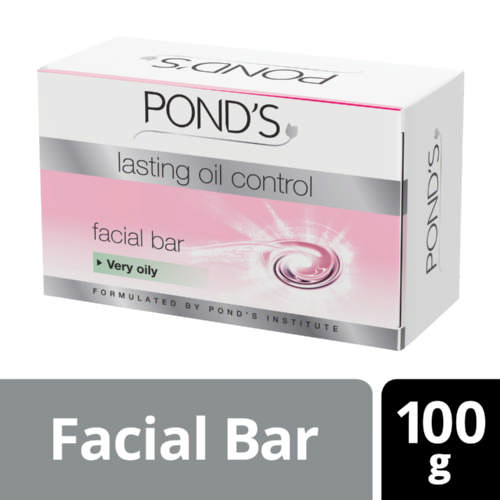 Lasting Oil Control Face Bar Very Oily 100g
