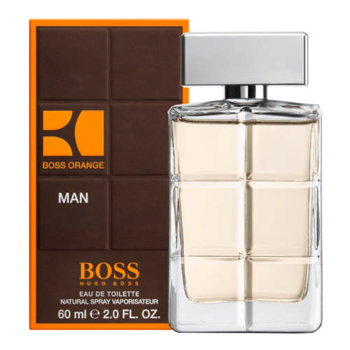 Orange Man Eau De Toilette 60ml