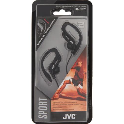 1234fec8598 Sport HA-EB75 Hook In Ear Headphones Black · test · test