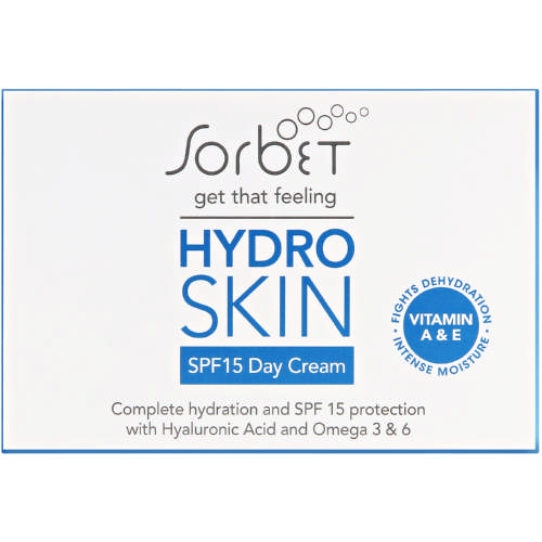 Hydro Skin SPF15 Day Cream 50ml