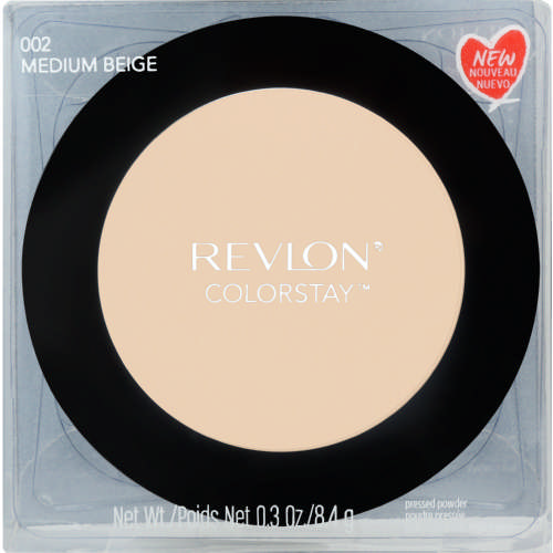 Colorstay Pressed Powder Medium Beige 002 8.4g