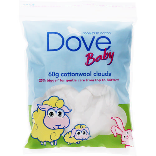 Baby Cotton Wool Clouds 60g