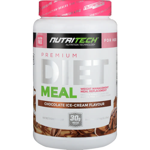 Diet Meal Chocolate Ice Cream 1kg