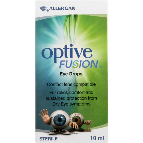 Fusion Eye Drops 10ml