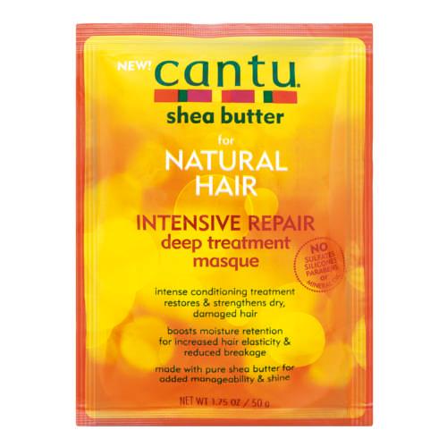 Cantu Shea Butter Natural Hair Intensive Repair Masque 50g - Clicks