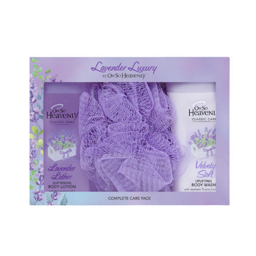 Complete Care Pack Lavender Luxury