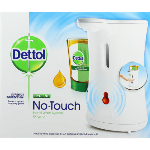 No-Touch Hand Wash System Original 250ml