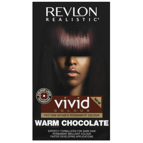 Realistic Permanent Hair Colour Warm Chocolate