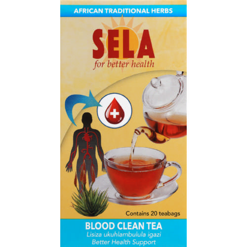 Blood Clean Tea 20 Teabags