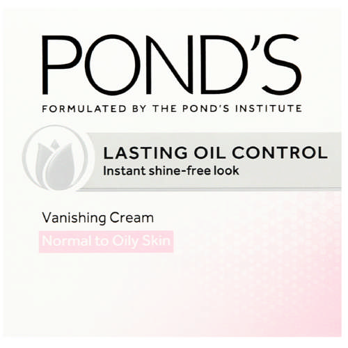 Lasting Oil Control Vanishing Cream Normal To Oily 100ml