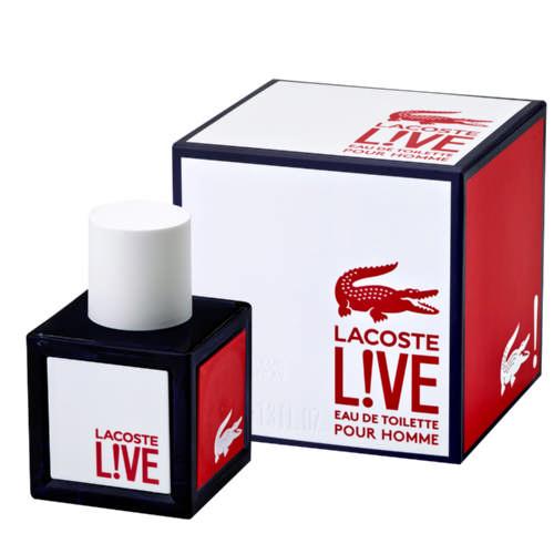 gorące nowe produkty nowy wygląd przytulnie świeże Lacoste Live Eau De Toilette 40ml - Clicks