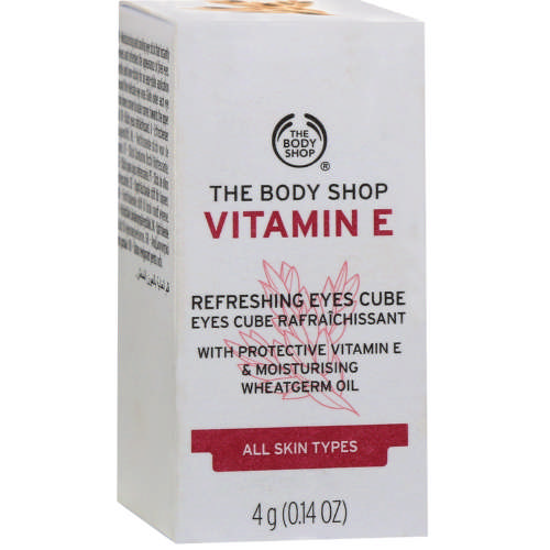 Vitamin E Refreshing Eye Cube 4g · test · test · test