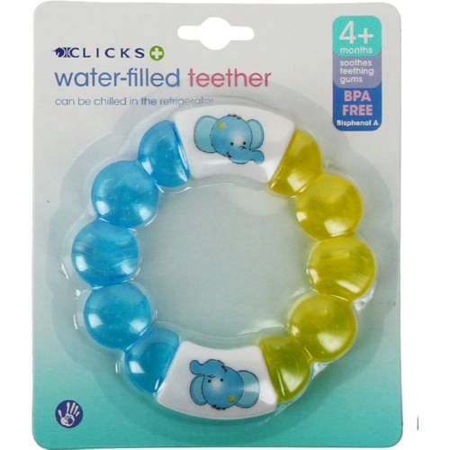 Water-filled Teether