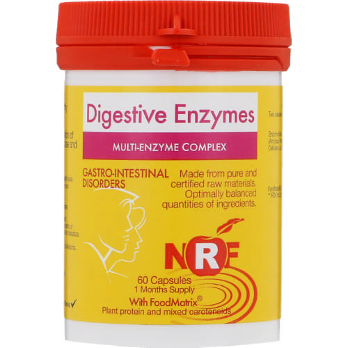 Digestive Enzyme Tablets 60s