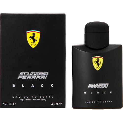 Ferrari Scuderia Black Eau De Toilette Vaporisateur Natural Spray