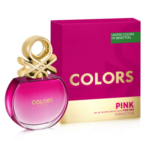 BNT Colors Pink 80ml EDT