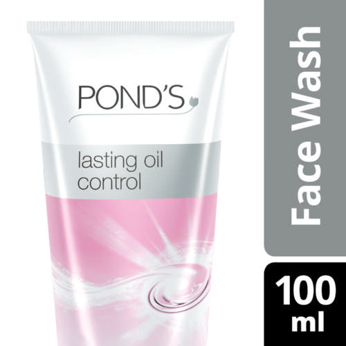 Lasting Oil Control Face Wash 100ml