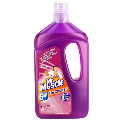 5-in-1 Tile Cleaner Lavender Fields 750ml