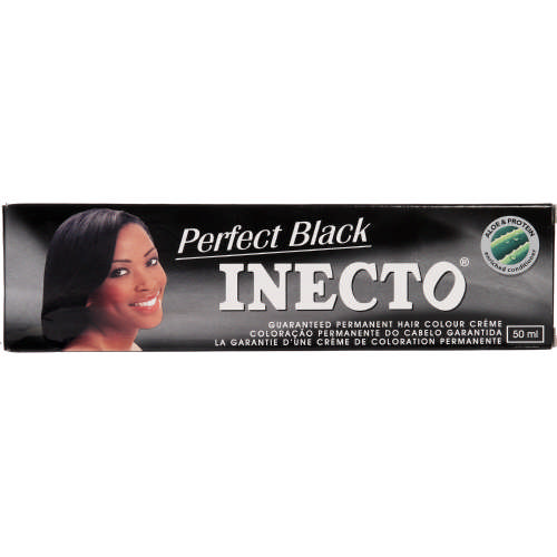 Permanent Hair Colour Creme Perfect Black 50ml