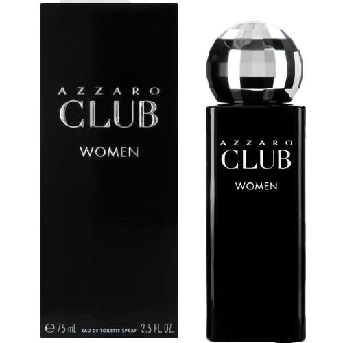 Azzaro Club Women Eau De Toilette 75ml Clicks