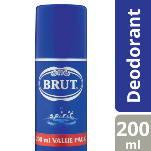 Body Spray Deodorant Spirit 200ml