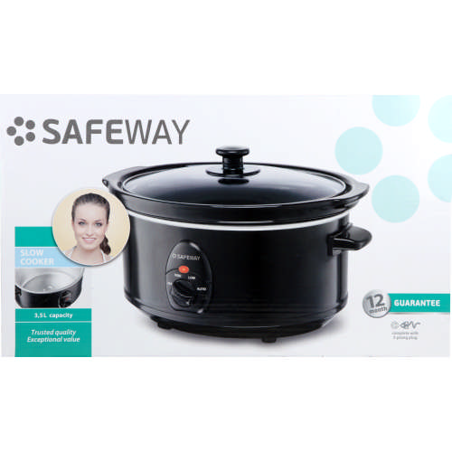 Slow Cooker 3.5 Litres