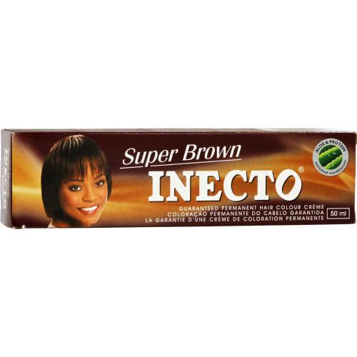 Inecto Permanent Hair Colour Creme Super Brown 50ml Clicks