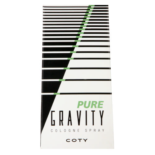 Gravity Cologne Spray Pure 100ml