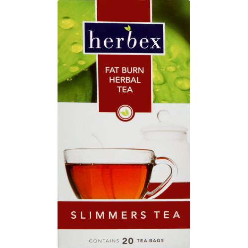 Tea for fat burning