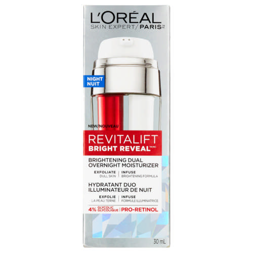 Revitalift Bright Reveal Night Cream 30ml