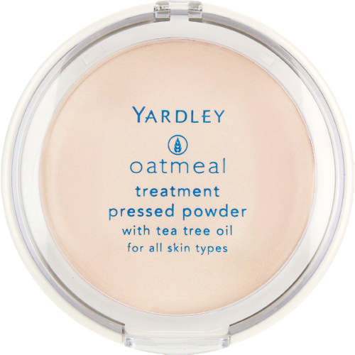 Oatmeal Treatment Pressed Powder Translucent 13g