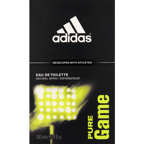Pure Game Eau De Toilette 100ml