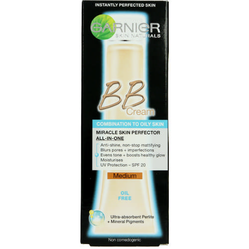 Skin Naturals BB Cream Medium 40ml