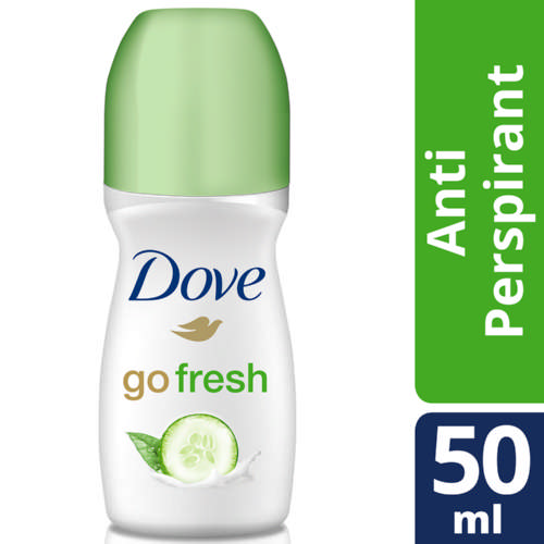 Go Fresh Roll On Antiperspirant Deodorant Cucumber 50ml