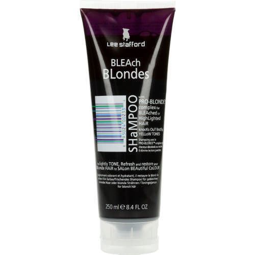 Bleach Blondes Shampoo Blonde Hair 250ml